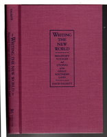 WRITING THE NEW WORLD: Imaginary Voyages and Utopias of the Great Southern Land. by Fausett, David.
