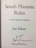 SOUTH PHOENIX RULES. by Talton, Jon.