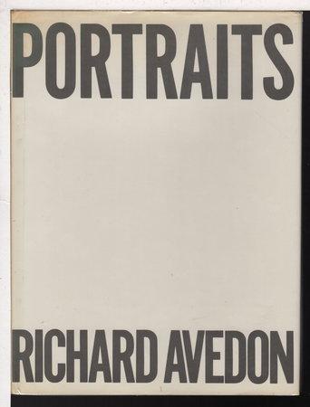 PORTRAITS. by Avedon, Richard (1923 - 2004)