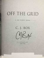 OFF THE GRID: A Joe Pickett Novel. by Box, C. J.