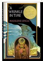 A WRINKLE IN TIME. by L'Engle, Madeleine.