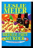 Another image of BIRTHDAY PARTY MURDER. by Meier, Leslie.