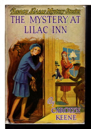 THE MYSTERY AT LILAC INN (Nancy Drew Mystery Story #4.) by Keene, Carolyn.