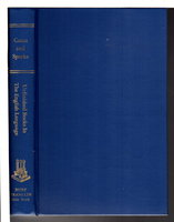 A BIBLIOGRAPHY OF UNFINISHED BOOKS IN THE ENGLISH LANGUAGE With Annotations. by Corns, Albert R. and Archibald Sparke.