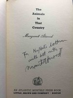 THE ANIMALS IN THAT COUNTRY by Atwood, Margaret