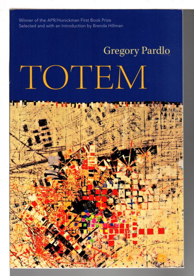 TOTEM. by Pardlo, Gregory.