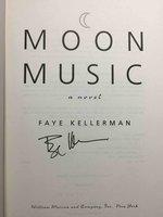 MOON MUSIC. by Kellerman, Faye.