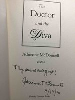 THE DOCTOR AND THE DIVA. by McDonnell, Adrienne