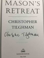 MASON'S RETREAT. by Tilghman, Christopher.