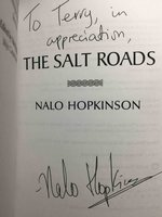 THE SALT ROADS. by Hopkinson, Nalo.