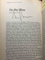 THE BEST AMERICAN SPORTS WRITING 1997. by [Anthology, signed] Plimpton, George, editor. Thomas McGuane, signed.