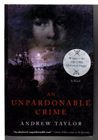 AN UNPARDONABLE CRIME. by Taylor, Andrew.