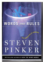 WORDS AND RULES: The Ingredients Of Language. by Pinker, Steven.