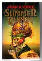 THE SUMMER QUEEN by Vinge, Joan D.