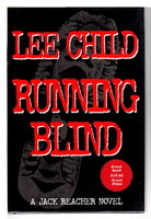 RUNNING BLIND. by Child, Lee.