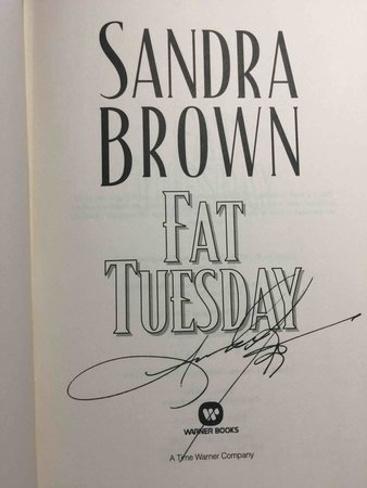 FAT TUESDAY. by Brown, Sandra.