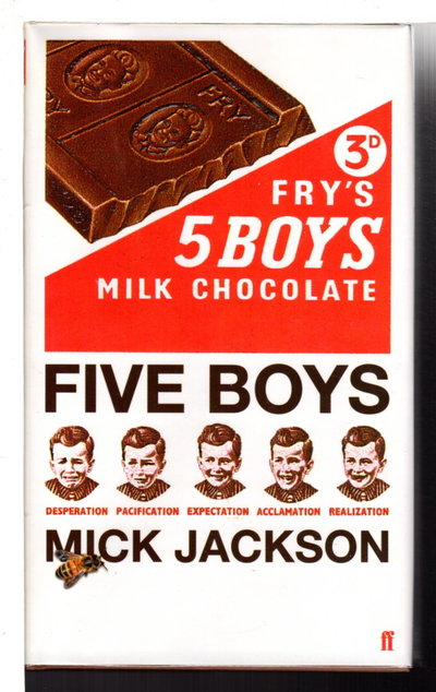 FIVE BOYS. by Jackson, Mick.