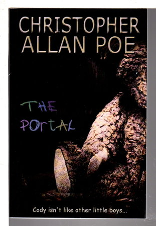 THE PORTAL. by Poe, Christopher Allan.