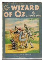 THE NEW WIZARD OF OZ. by Baum, L. Frank; illustrated by Evelyn Copelman.