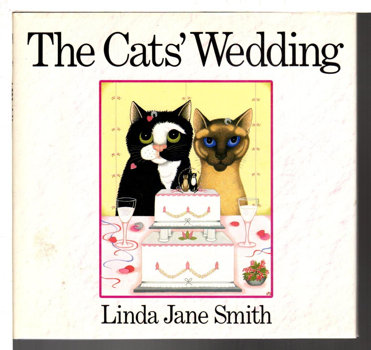 SMITH, LINDA J. - THE CATS' WEDDING.