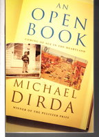 AN OPEN BOOK: Coming of Age in the Heartland. by Dirda, Michael .