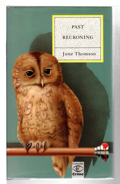 PAST RECKONING. by Thomson, June.