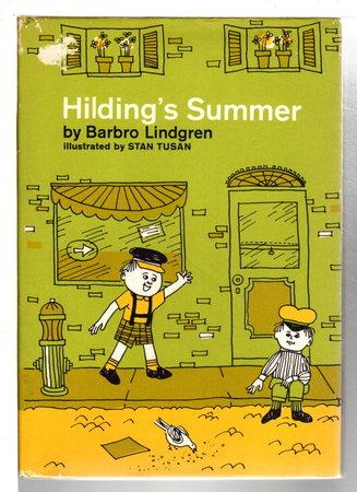HILDING'S SUMMER. by Lindgren, Barbro.