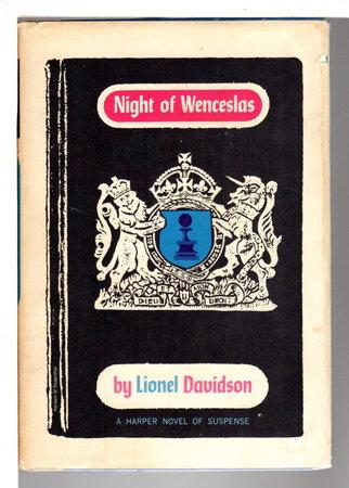 NIGHT OF WENCESLAS. by Davidson, Lionel.