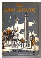 THE HIGH CRUSADE. by Poul Anderson.