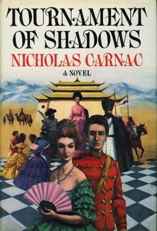 TOURNAMENT OF SHADOWS by Carnac, Nicholas.