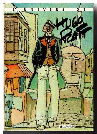 L'UNIVERS DE HUGO PRATT. by [Pratt, Hugo] Claude Moliterni, introduction.
