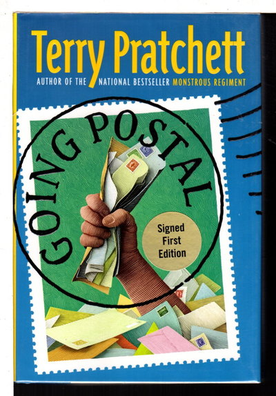 GOING POSTAL: A Novel of Discworld. by Pratchett, Terry.