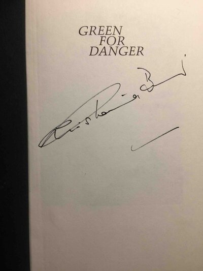 GREEN FOR DANGER. by Brand, Christianna; introduction by Otto Penzler.