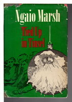 TIED UP IN TINSEL. by Marsh, Ngaio (1895 - 1982)