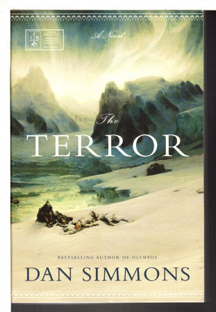 THE TERROR and promotional brochure. by Simmons, Dan.