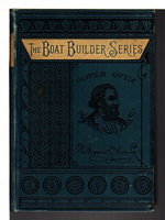 ALL ADRIFT or The Goldwing Club, The Boat Builder Series #1. by Optic, Oliver (pseudonym of William Taylor Adams, 1822-1897),