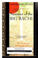 THE SUMMER OF THE BIG BACHI. by Hirahara, Naomi.