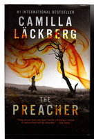 THE PREACHER. by Lackberg, Camilla.