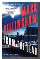 FROM THE DEAD. by Billingham, Mark.