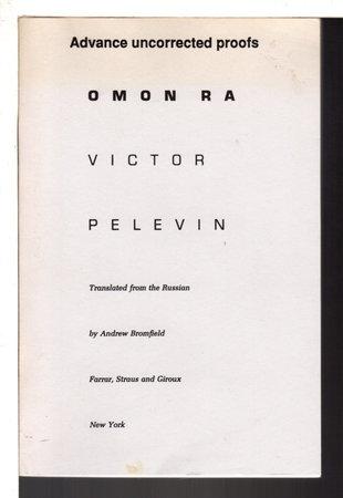 OMON RA. by Pelevin, Victor.