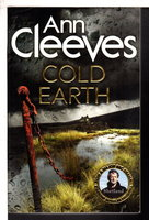 COLD EARTH. by Cleeves, Ann.