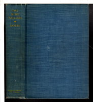 THE NINE TAILORS: Changes Rung on an Old Theme in Two Short Touches and Two Full Peals. by Sayers, Dorothy L.