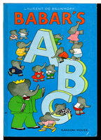 BABAR'S ABC. by De Brunhoff, Laurent.