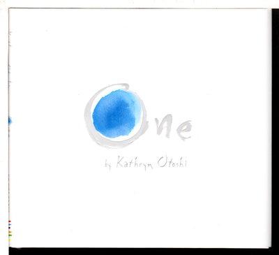 ONE. by Otoshi, Kathryn.