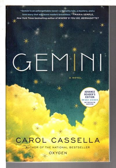 GEMINI. by Cassella, Carol.