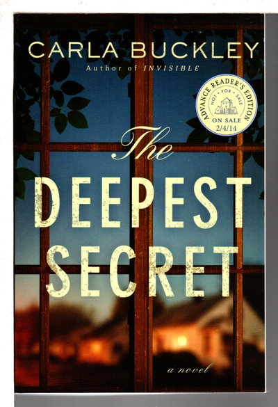 THE DEEPEST SECRET. by Buckley, Carla.