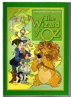 THE WIZARD OF OZ: A Hallmark King-Size Pop-Up Book. by Baum, L. Frank; Retold By Edward Cunningham.