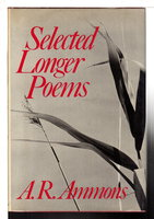 SELECTED LONGER POEMS. by Ammons, A. R (1926-2001)