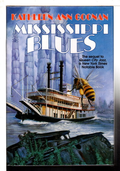 MISSISSIPPI BLUES. by Goonan, Kathleen Ann.