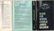 Another image of BLUES FOR MISTER CHARLIE. A Play. by Baldwin, James.